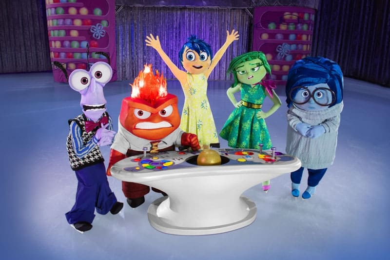 Tickets On Sale For Disney On Ice Follow Your Heart In