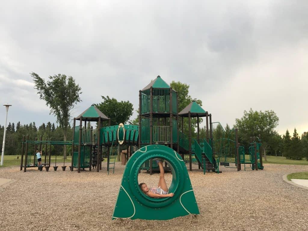 Westridge Wolf Willow Playground