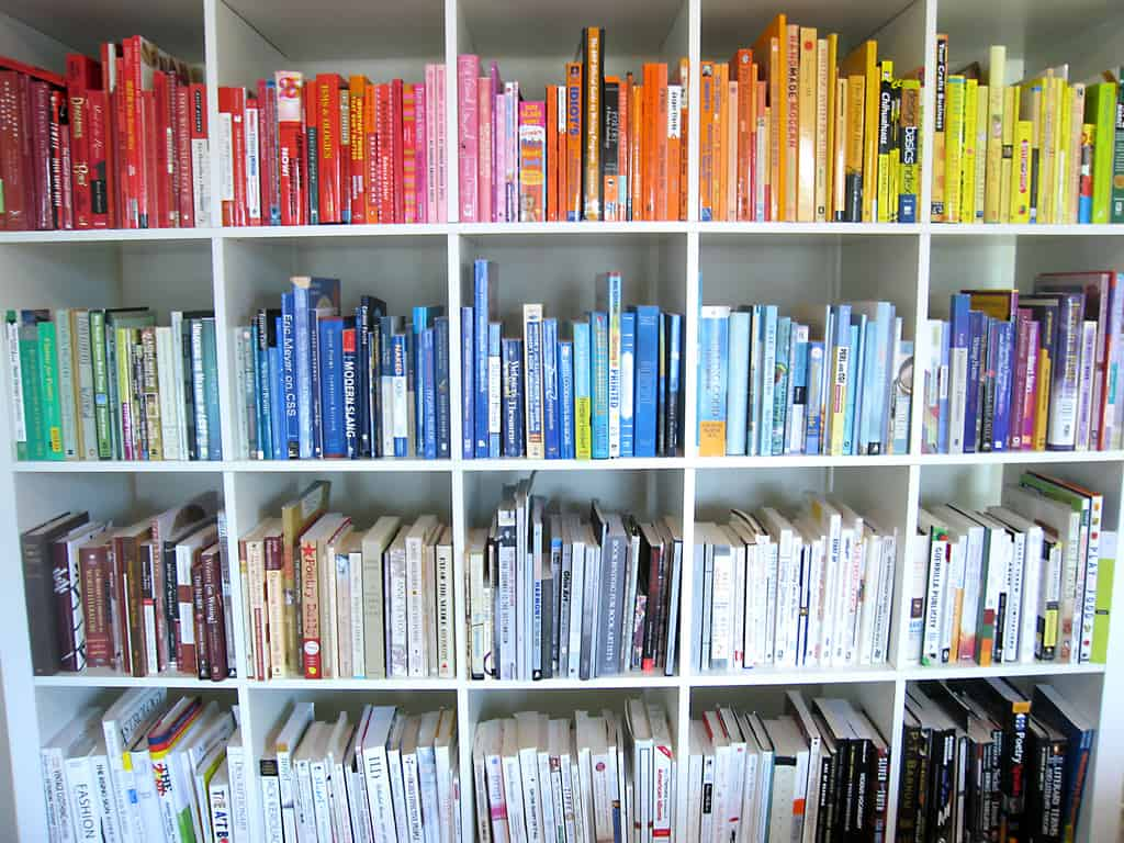 How To Build Your Kids Home Library On The