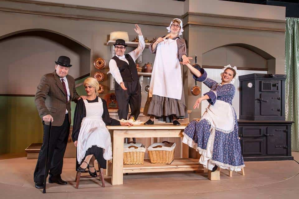 You've Got to Check out the New Jubilations Junior: Dinner Theatre for Kids