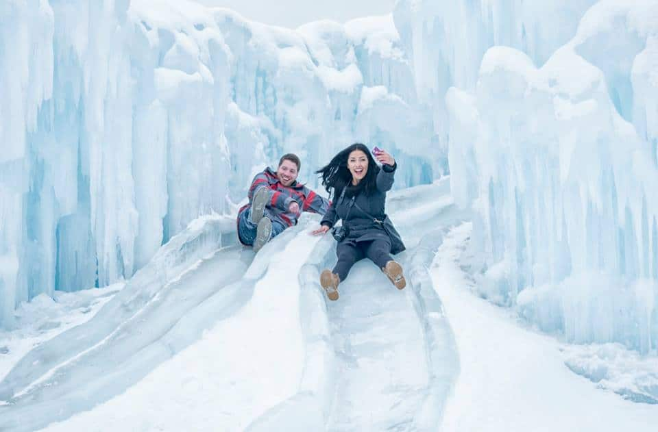 You Can Save 20% off of Ice Castles Tickets by Buying them in Advance