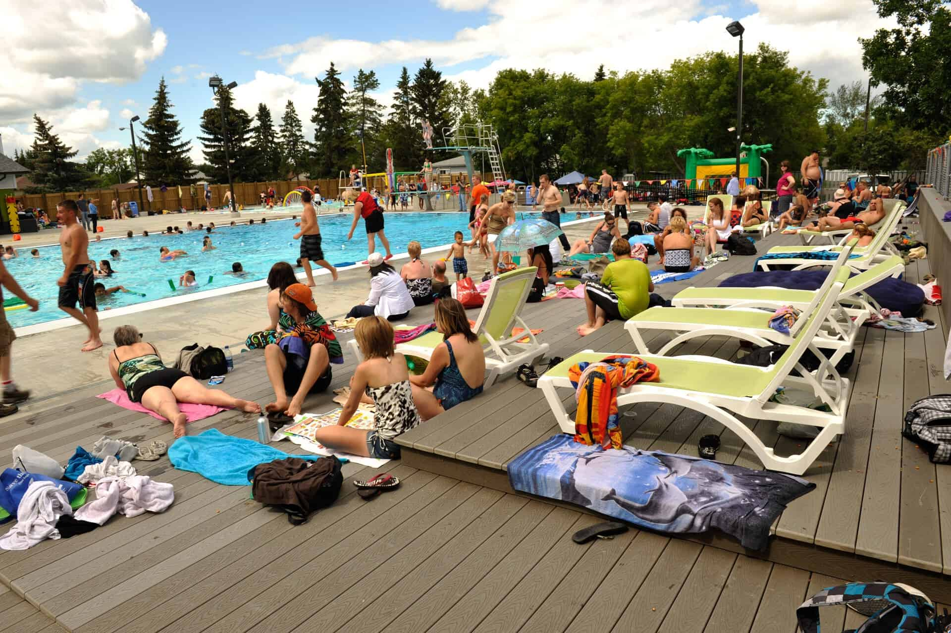 City of Edmonton Pools Will Continue Free Admission in 2019