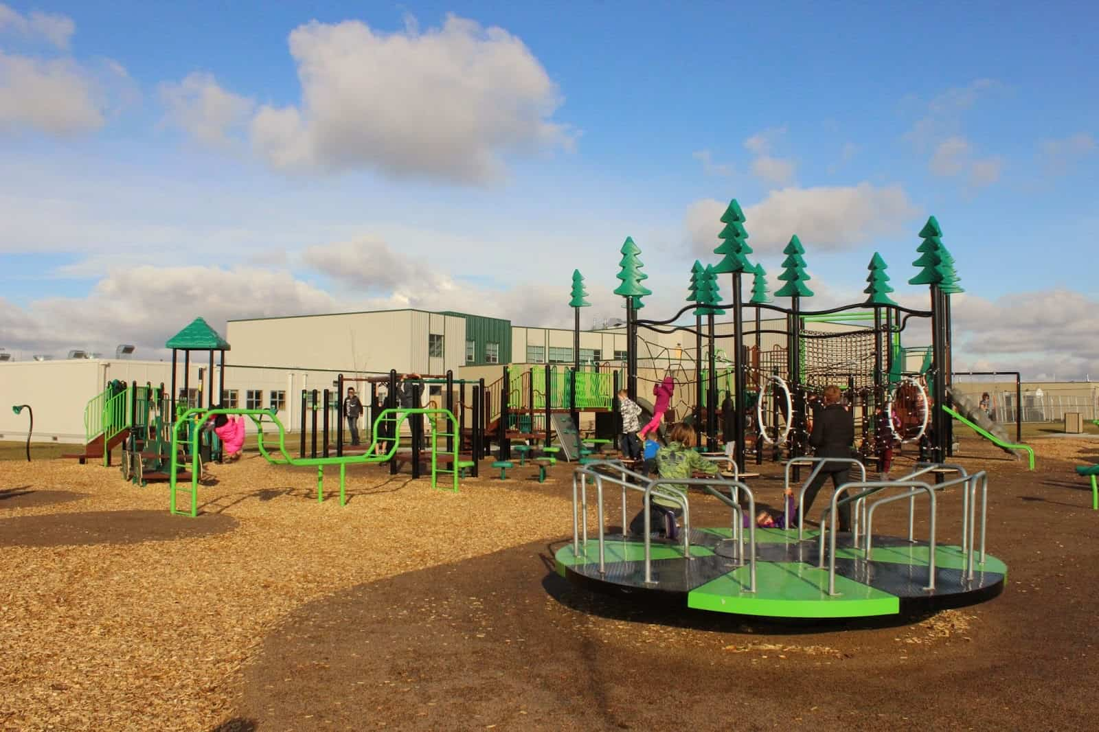 BREAKING: Edmonton Playgrounds are Closed – Stay off the Playground Structures