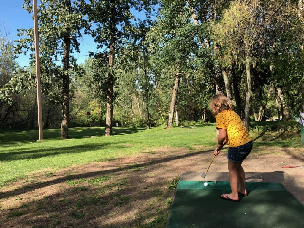 Guide to Bringing Kids to Kinsmen Pitch & Putt