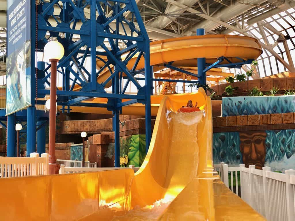 Three Month family Multi Park Passes at West Edmonton Mall are 50% off Until August 31st