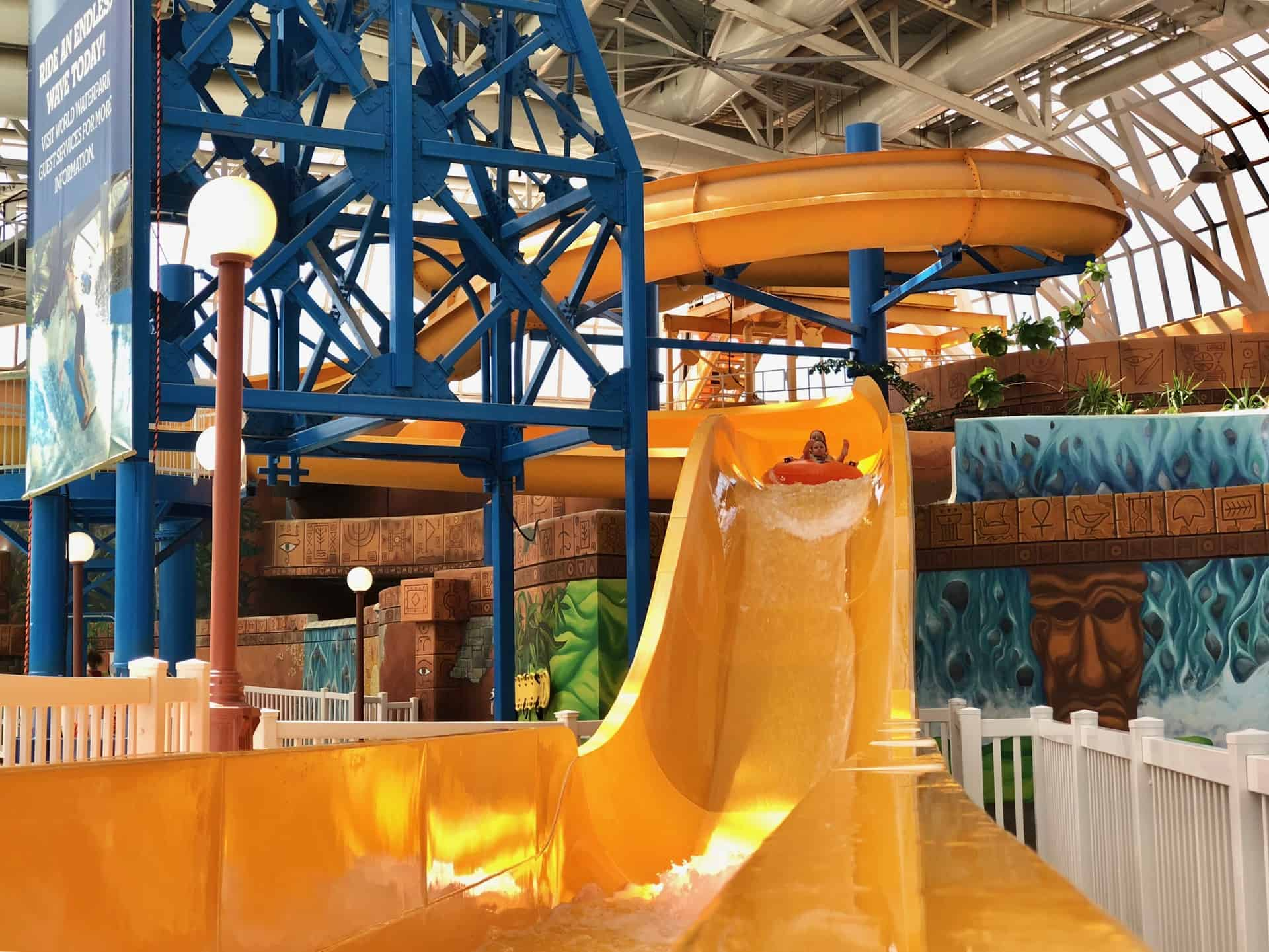 Get a Full Season pass for West Edmonton Mall Toddler Time for $80