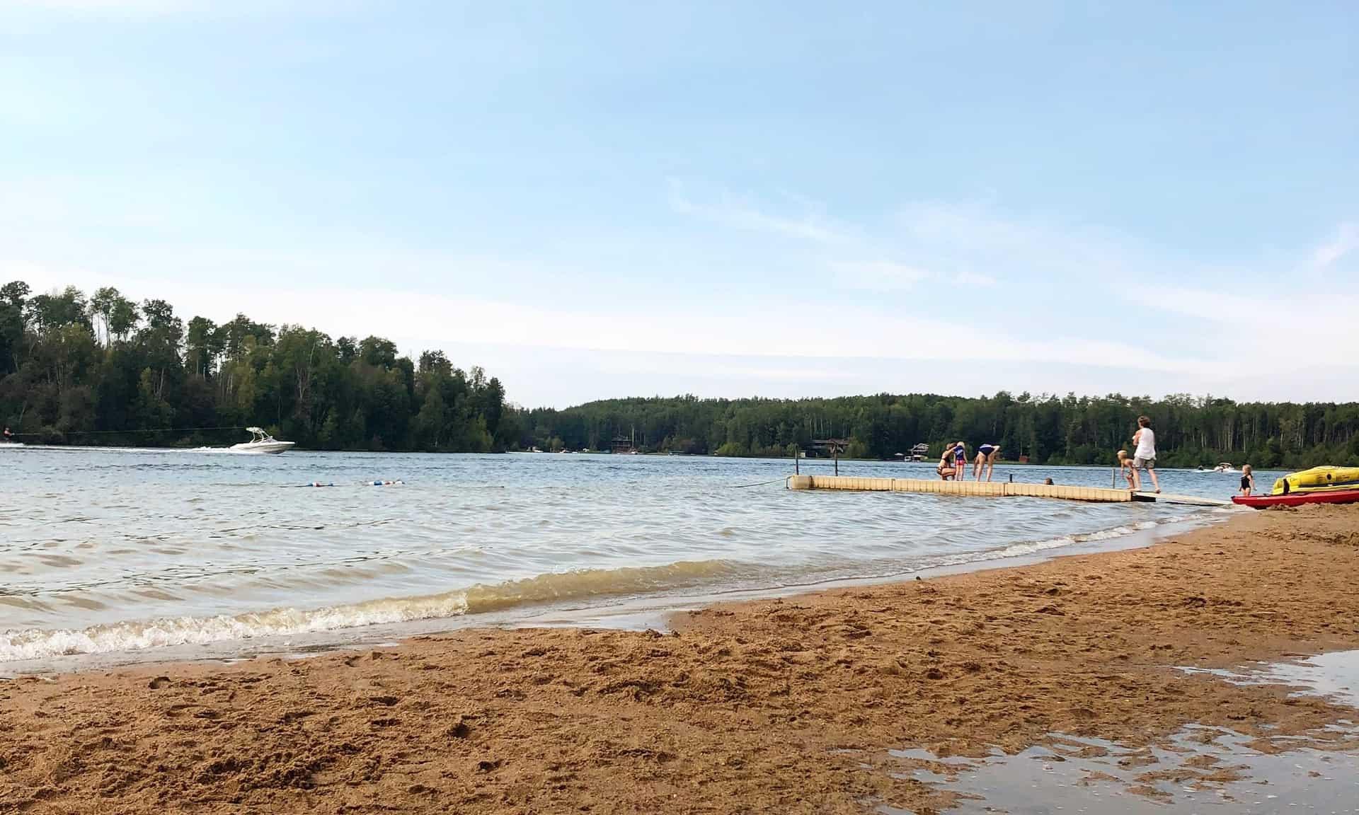 Four Alberta Lakes to Explore This Month