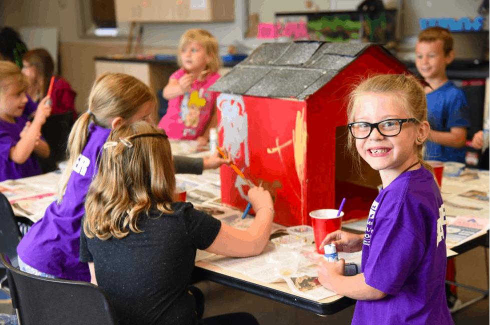 Register for Kids Summer Camp at Edmonton Humane Society