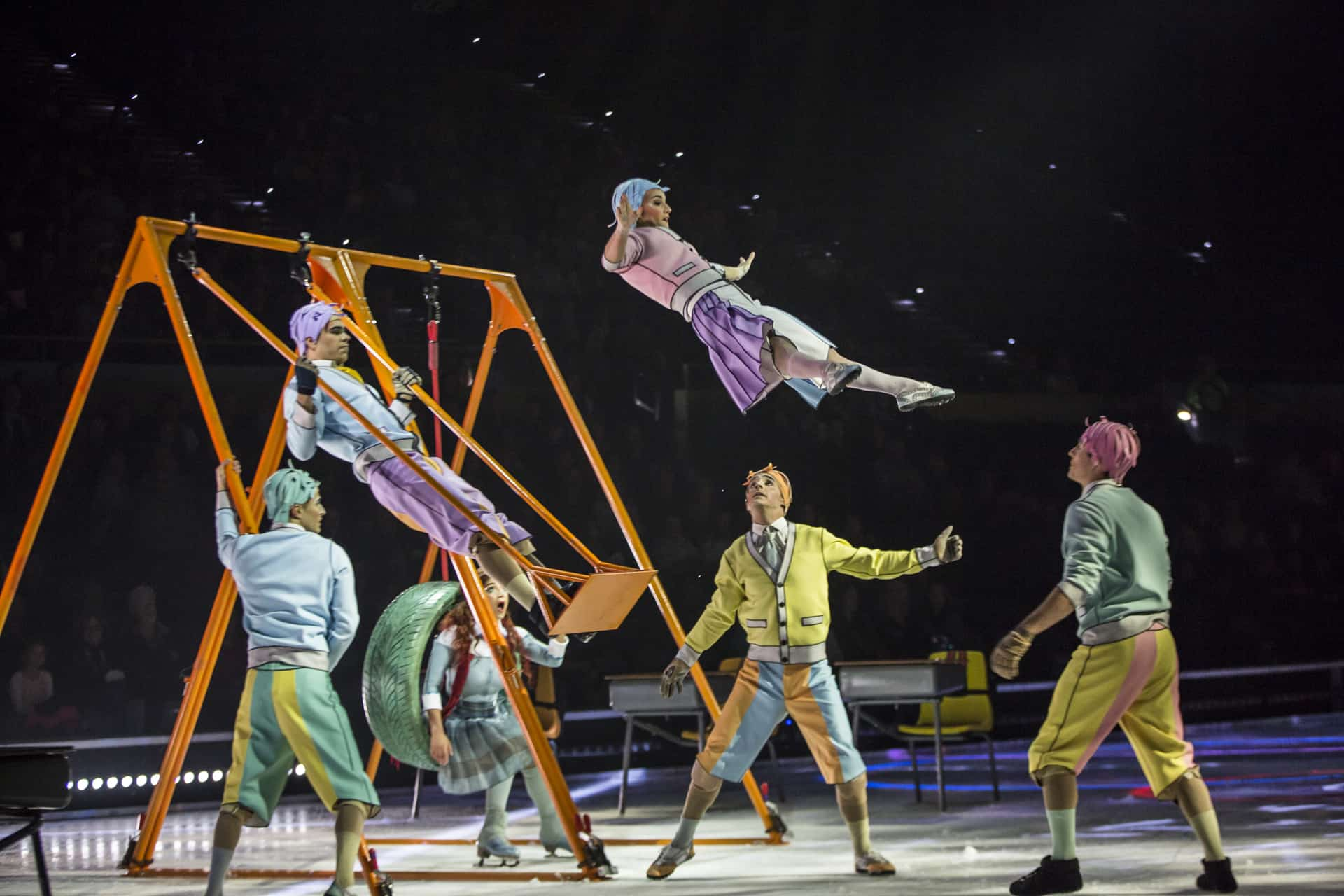 Tickets on sale for Cirque du Soleil 'Crystal' in Edmonton 9/21
