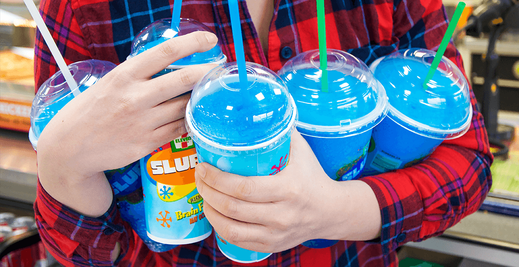 This Friday You Can Name Your Price for a Slurpee at 7Eleven