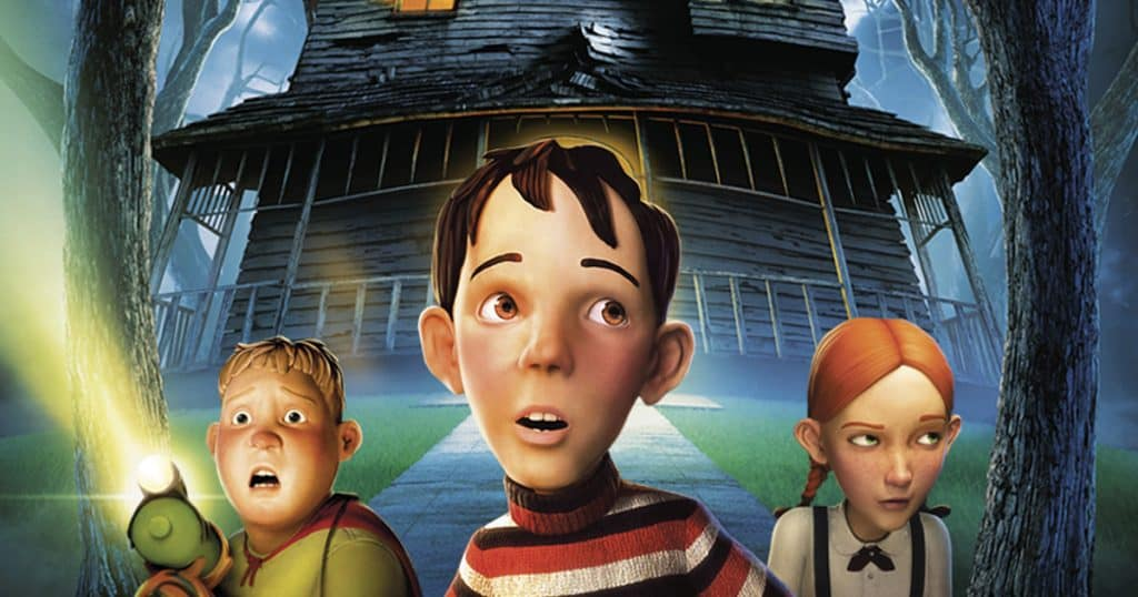 Catch a Halloween Kids Costume Party Movie in the Imax Theatre on 10/27