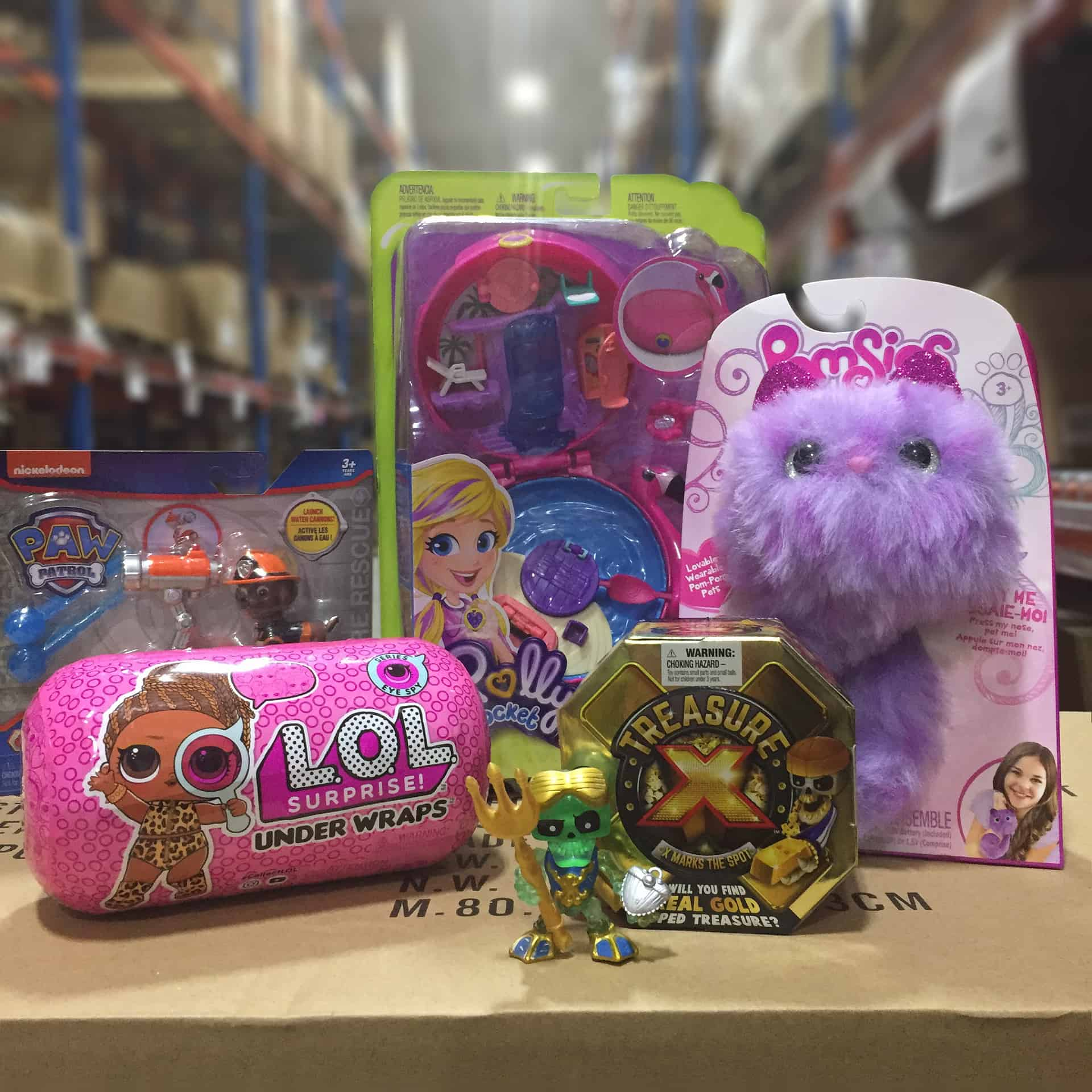 Finish Your Christmas Shopping at the Massive Toy Blowout Sale 12/6 to 12/9