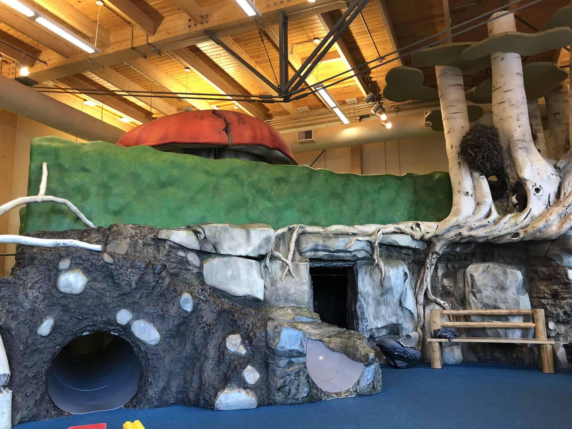 Indoor Play: John Janzen Nature Centre