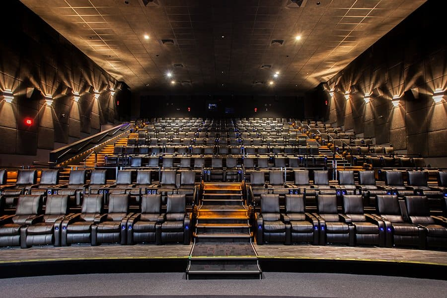 Reclining Chairs, Cheap Tickets and The Only Place You're Going to Catch a Movie with the Kids: Landmark Cinemas St. Albert
