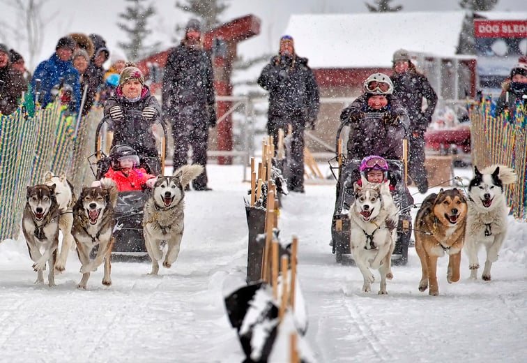 5 Alberta Winter Festivals to Explore with Kids in February