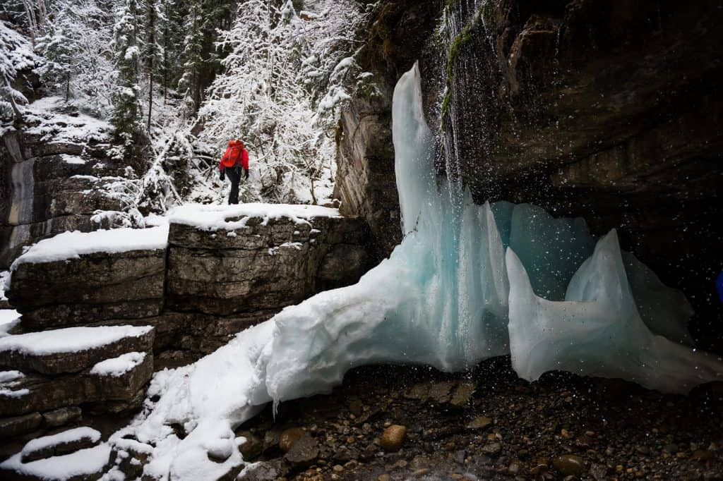 5 Kid-Friendly Magical Winter Hikes for Exploring Alberta