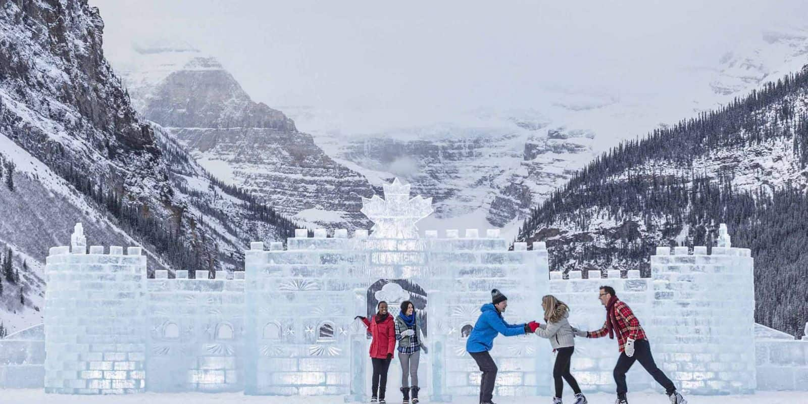 5 Alberta Winter Festivals to Explore with Kids in January