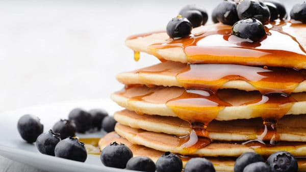 Get A Free Stack Of Pancakes At Ihop For Free Pancake Day On February 25 2020 Raising Edmonton