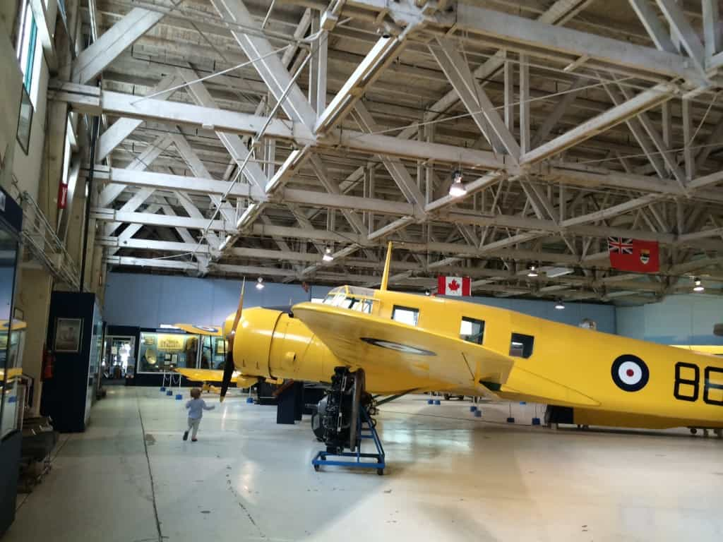 Get Free Admission to the Alberta Aviation Museum on the Last Thursday of Every Month