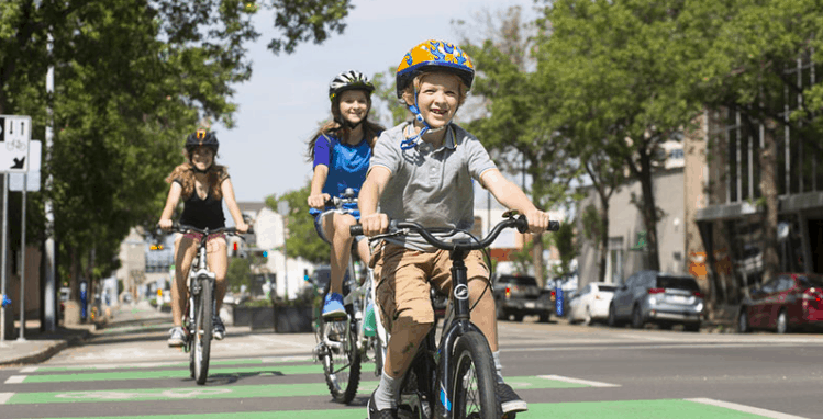 Free Drop-in Bike Safety Classes in May and June for Edmonton Kids
