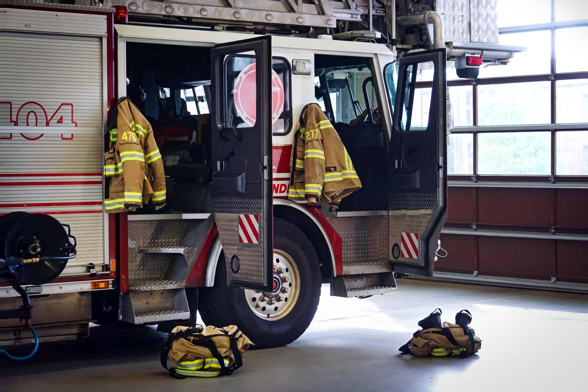 7 Fire Station Open House Events in Edmonton | 2019