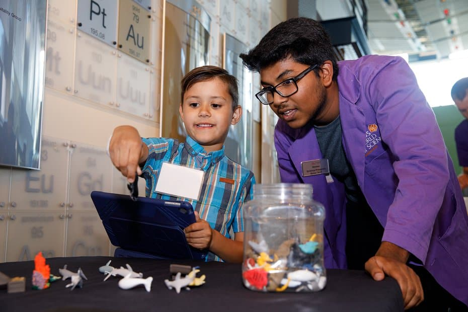 PD Day Camp at Telus World of Science