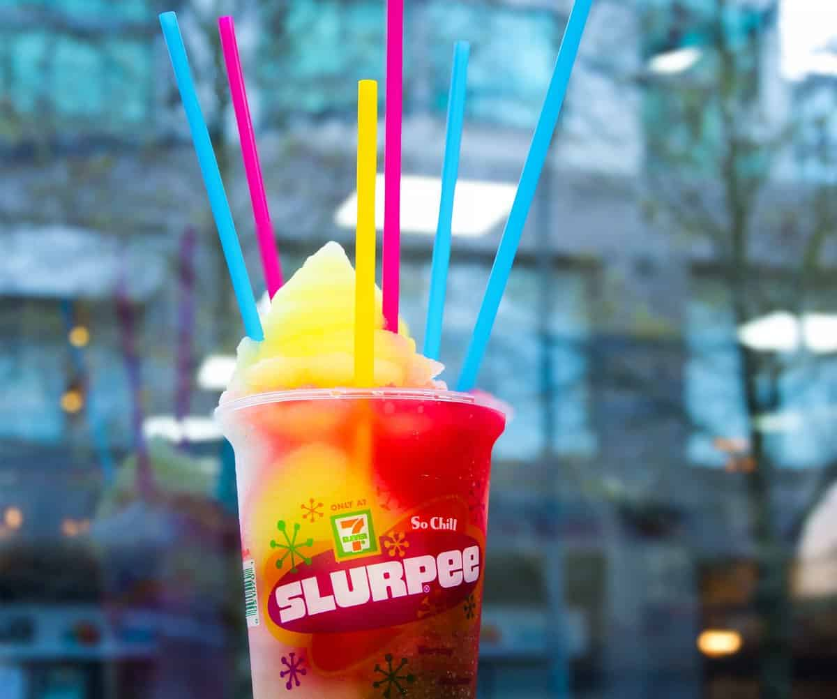 Get a Free Slurpee on the 7th and 11th of Every Month this Summer with the 7Rewards App