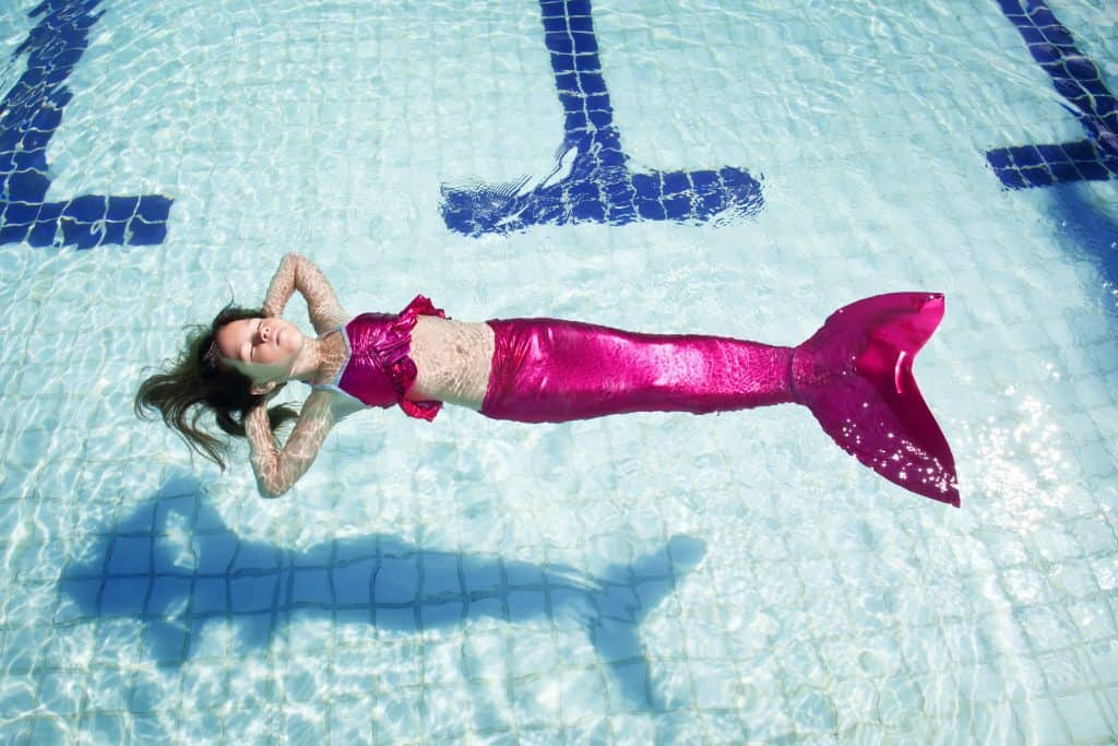 Kids Can Take One-day or Weeklong Mermaid Camps This Summer