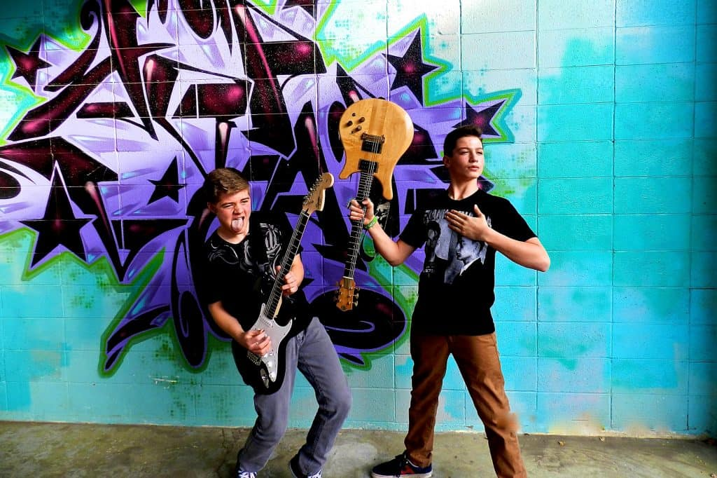 Backbeat Summer Rock Camp