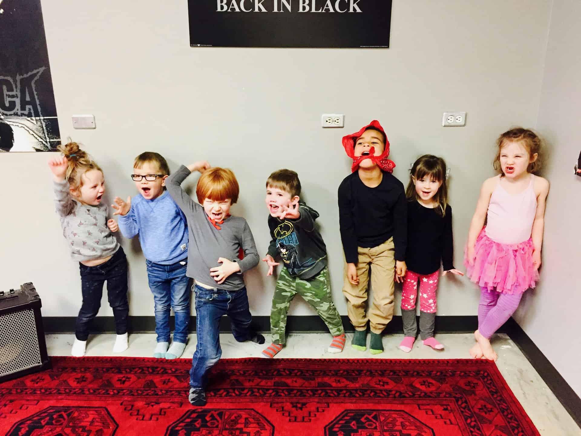 Backbeat Rock 'Little Beats' Program