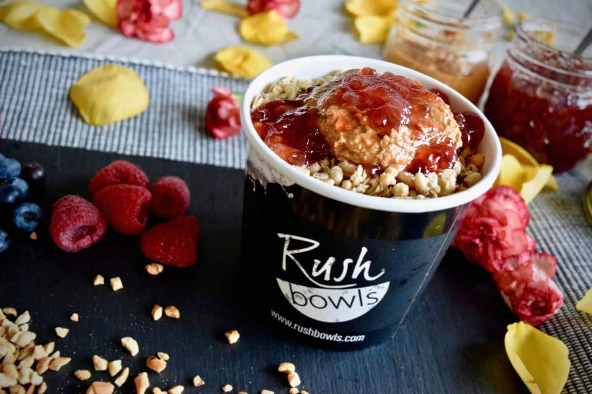 Your Kids are Going to Love Rush Bowls – Try a Bowl this Summer
