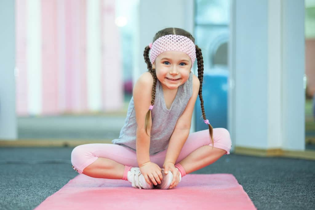 Take a Pop-up Gymnastics Class in the Park on August 8