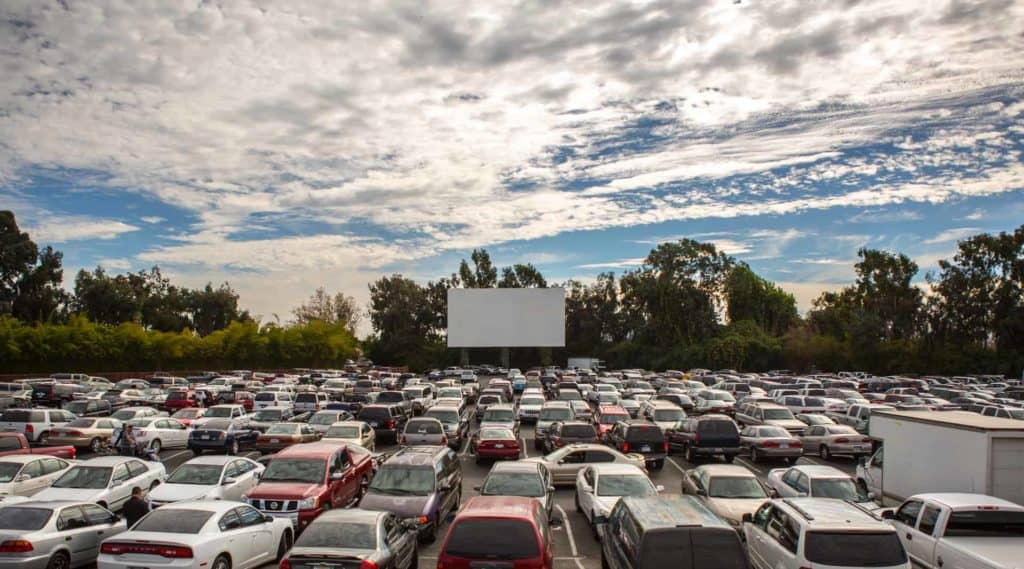 $10 Drive in Movies at St. Albert Centre Return for August 2019