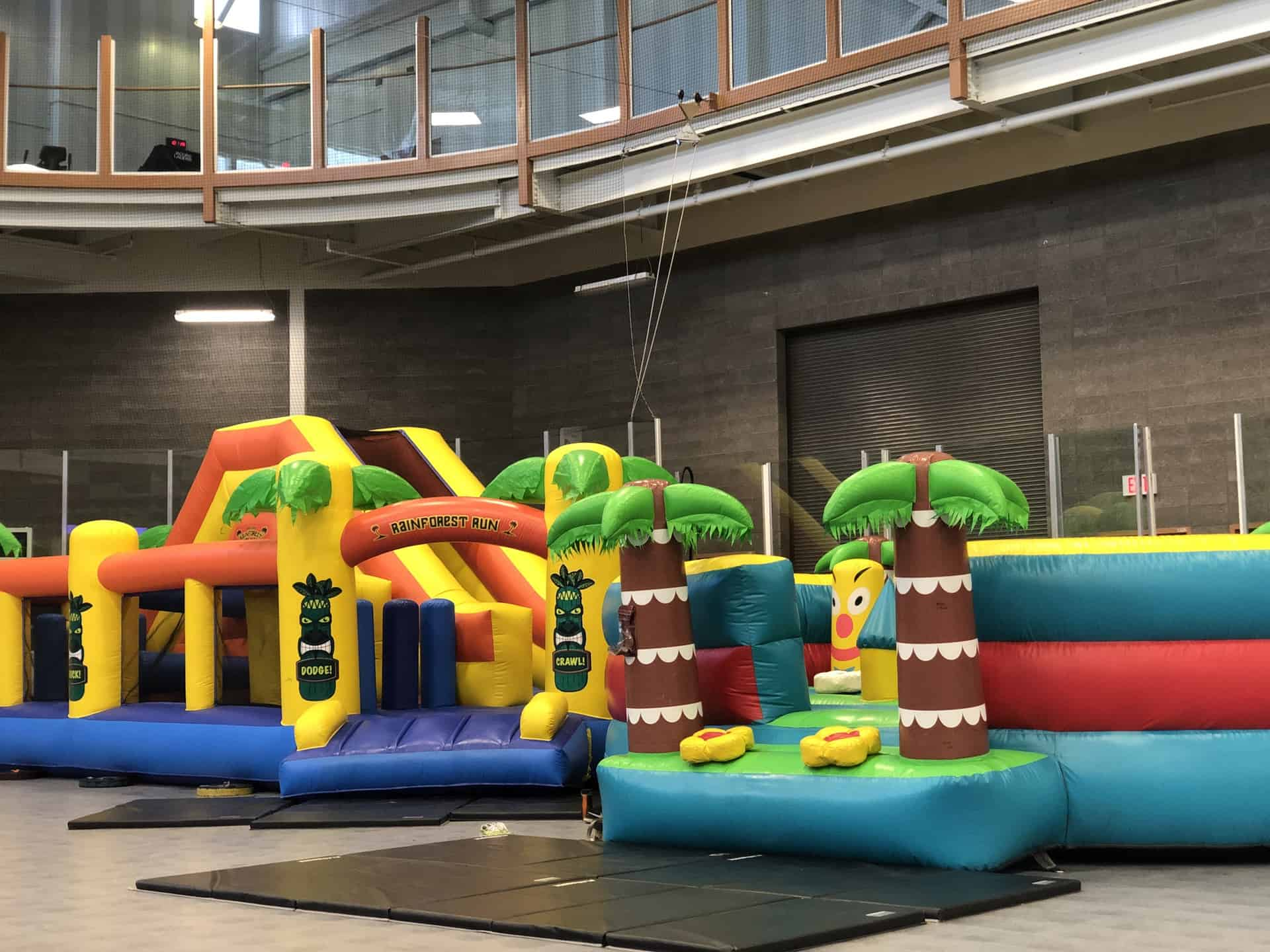 Daily Cheap Drop in Play for Kids at Strathcona County Sportzone this Summer