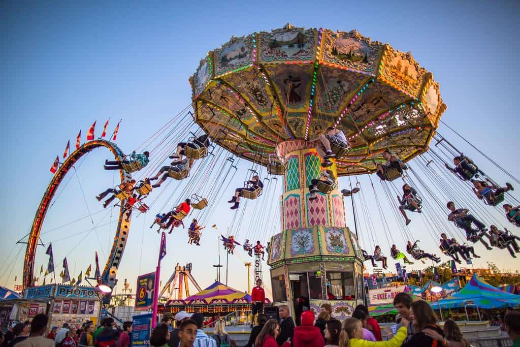 Get Free Admission to K-Days when you Show your Library Card on July 21