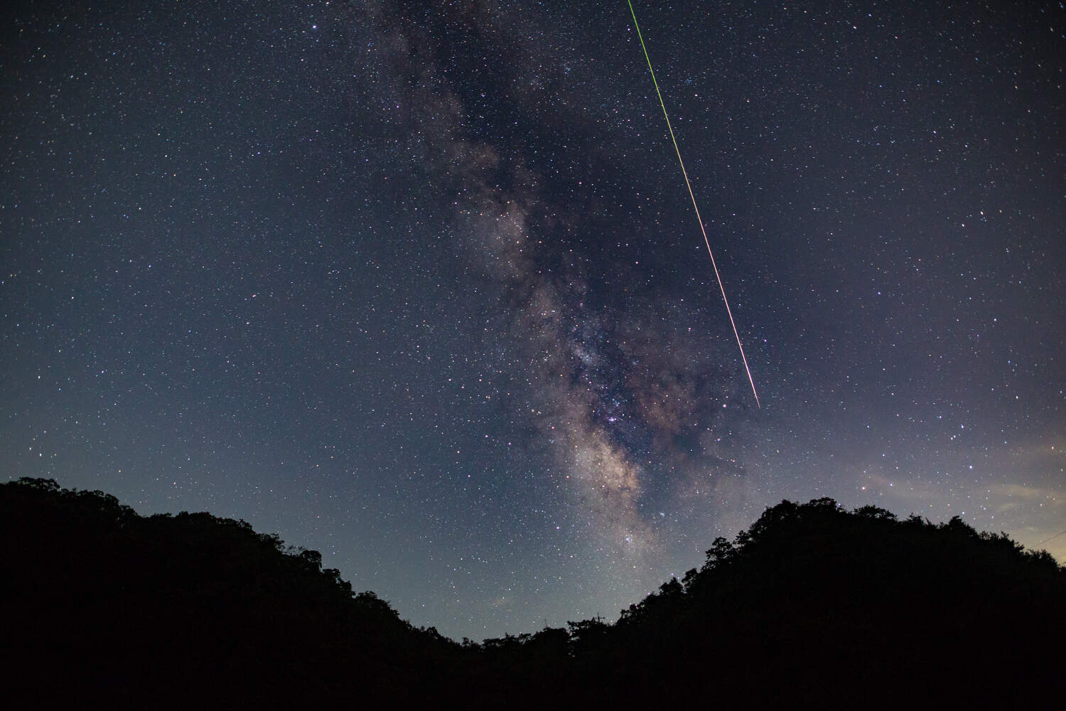 Stay up Late for the Perseids Meteor Shower Pajama Party at the Garden on August 9