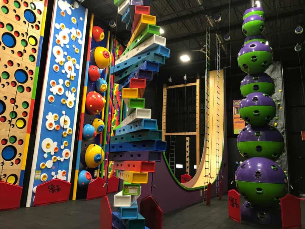 Clip n Climb is Open and Here's What You Need to Know Before you Visit