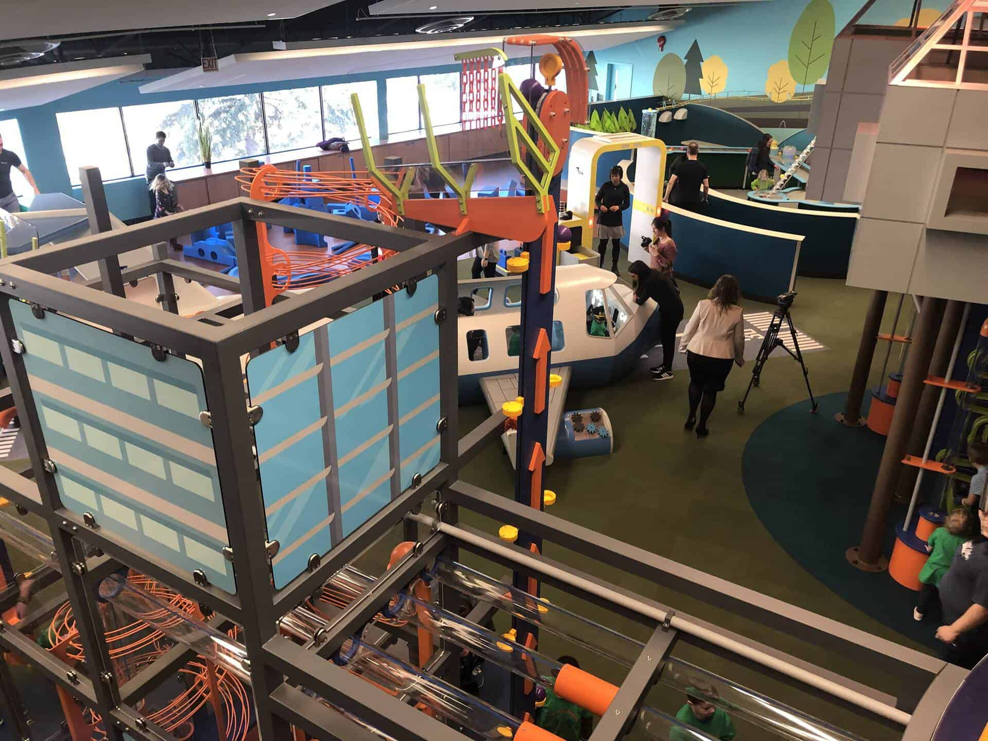 Get Free Admission to Telus World of Science CuriousCITY on These Friday Nights with TD Family Nights