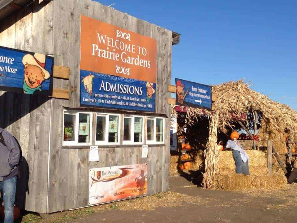 Get Free Admission to Prairie Gardens Adventure Farm on August 18 for Open Farm Days