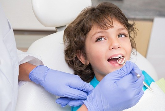 First Grade Kids Get Free Dental Exams until October 31, 2019
