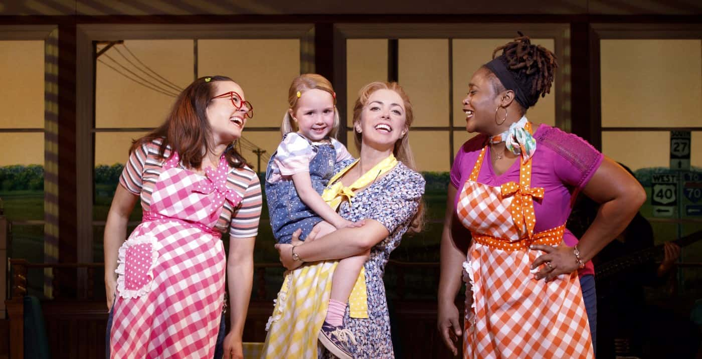 Waitress is Coming to Edmonton and They're Looking for a Young Girl to Play Lulu – Get the Audition Details