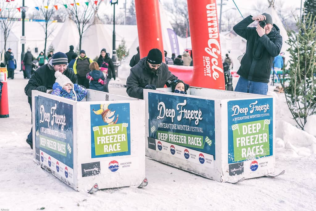 13 Activities That Will Make Your Kids Fall in Love with Edmonton Winters