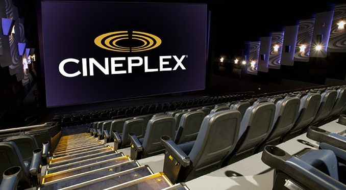 Buy a $50 Gift Card at Cineplex and Get Two Free Movies with Popcorn with the Holiday Bundle