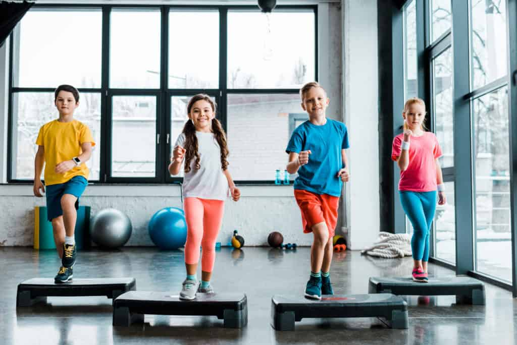 Five Ways to Improve Your Kids Physical Health in 2020