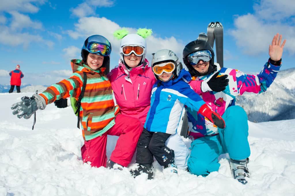 Kids in Grades 4 and 5 Can Ski 125+ Hills in Canada for Only $29.95 with Snowpass