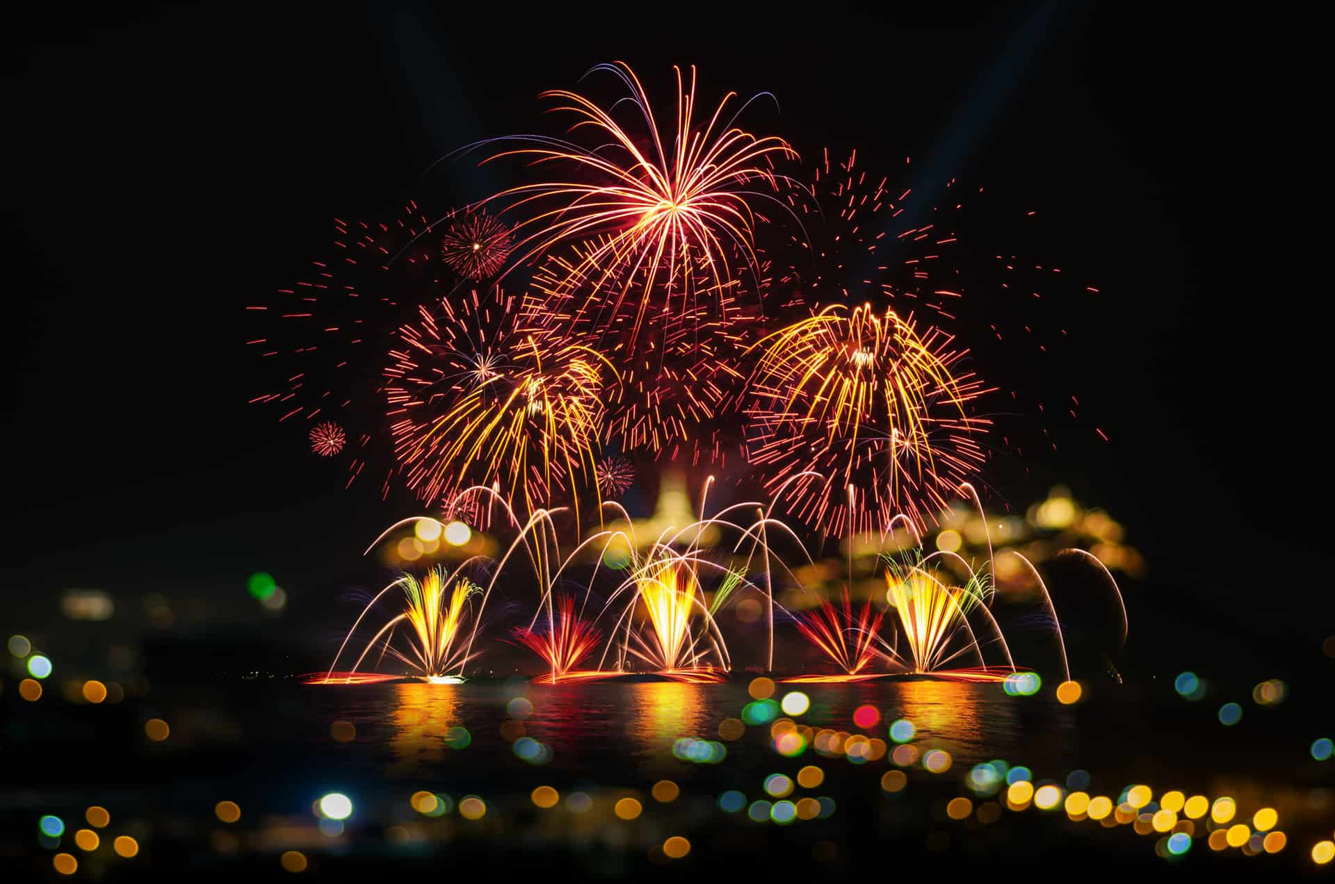 8 Places You can Watch New Year's Eve Fireworks in Edmonton with Kids