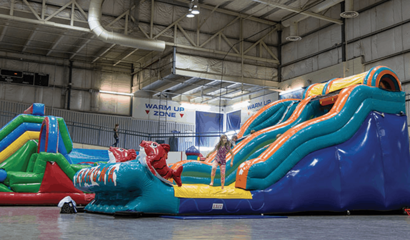 Cheap Fun: Drop in to Sportszone at Millennium Place and Ardrossan During Winter Break
