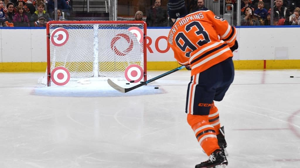 Tickets for the Edmonton Oilers Skills Competition Go on Sale December 13