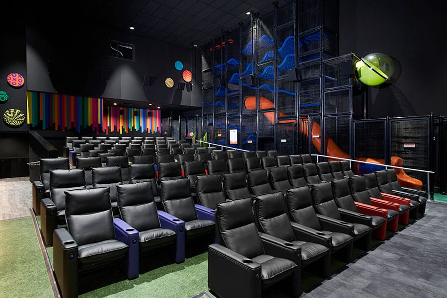 270-Degree Screen, 4DX Roller Coaster Seats and Cineplex Clubhouse – Check out The New Ways to Watch Movies with Kids in Edmonton