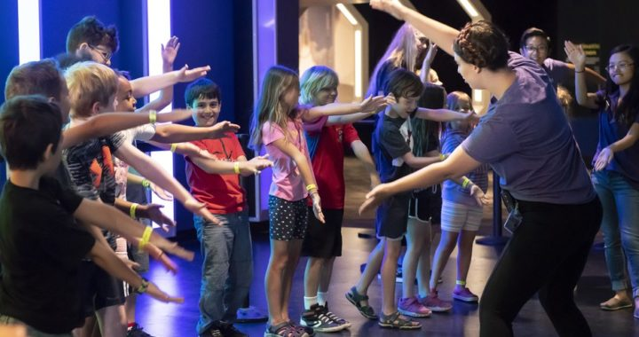 Four STEAM Spring Break Camps at Telus World of Science